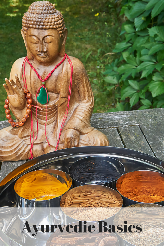 Peace, Love And Yoga shares some Ayurvedic basics.