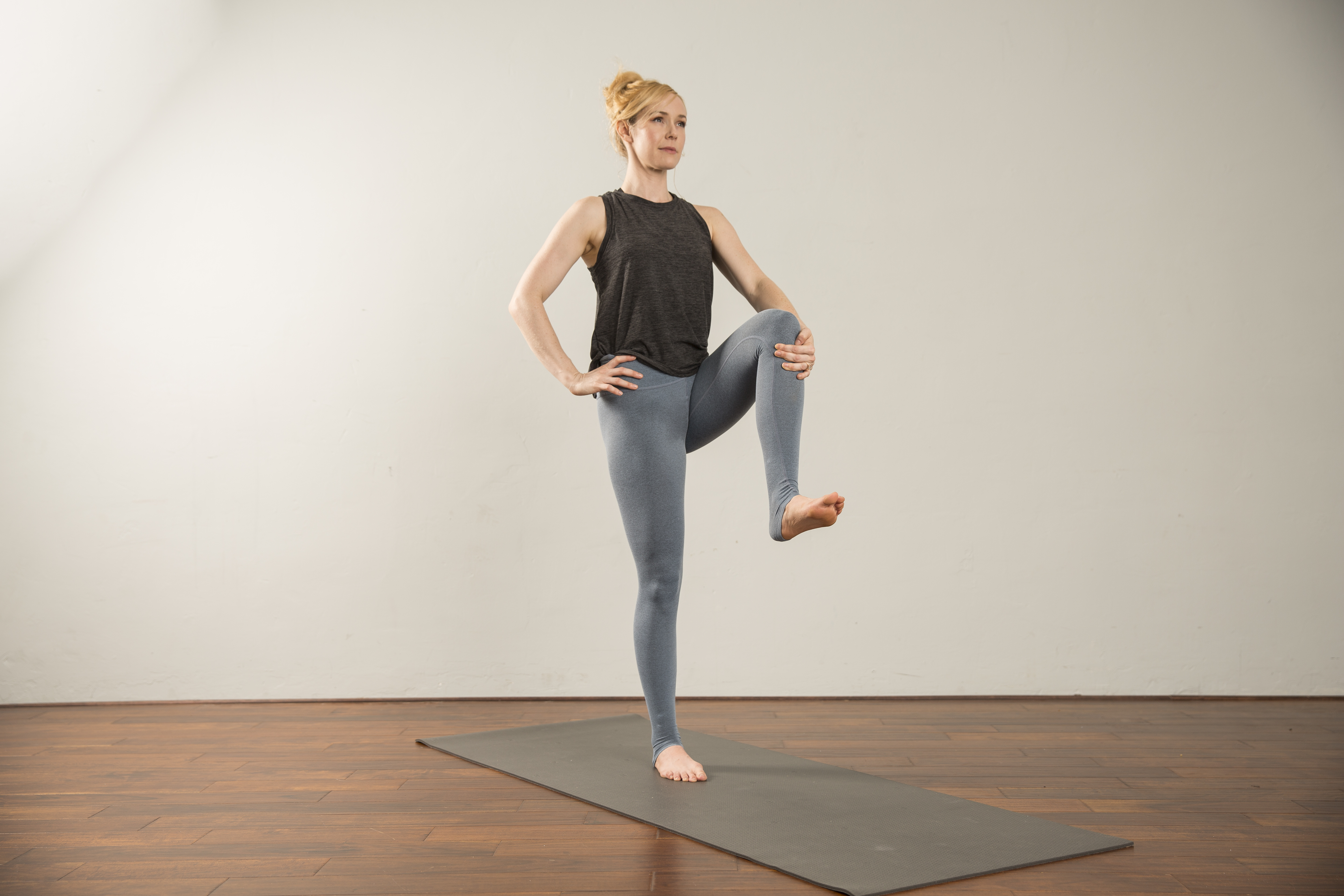 Standing Balance Sequence