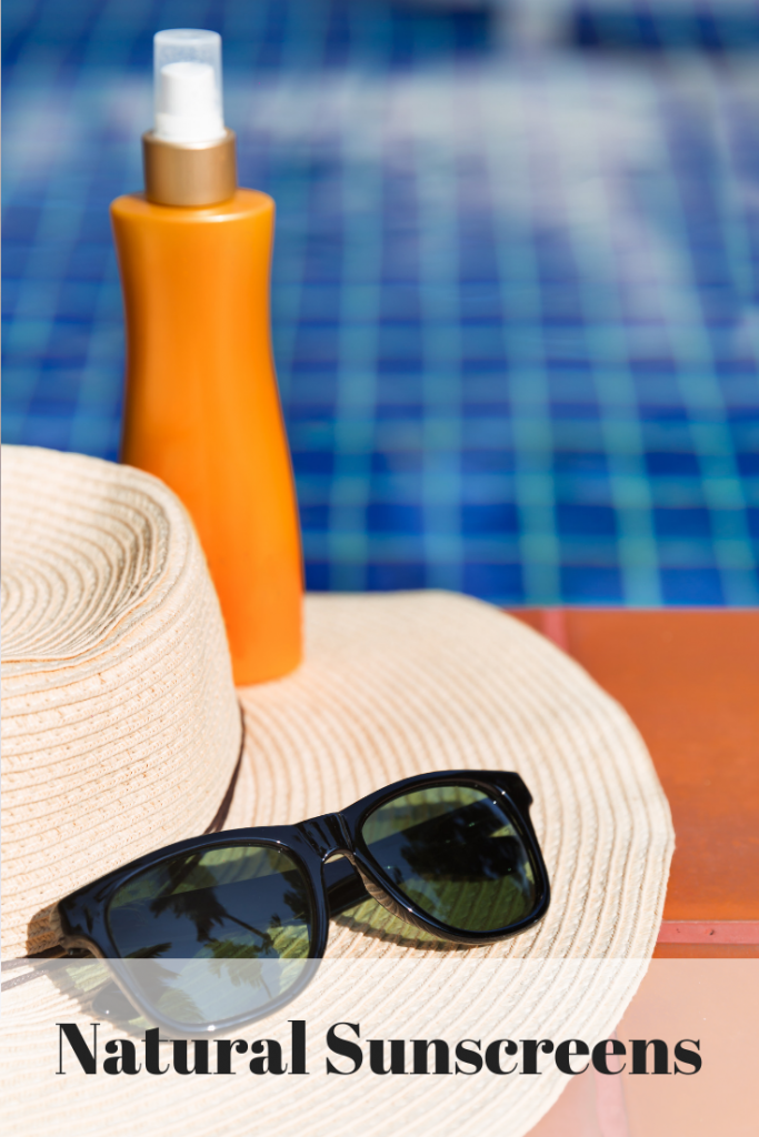 Peace, Love And Yoga shares important information about natural sunscreens and what you should look for.