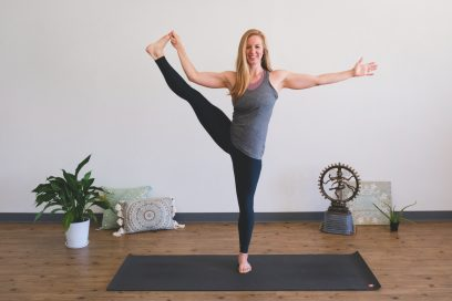 Keeping a consistent Yoga Practice