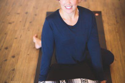 Restorative Yoga With Erin Holmes