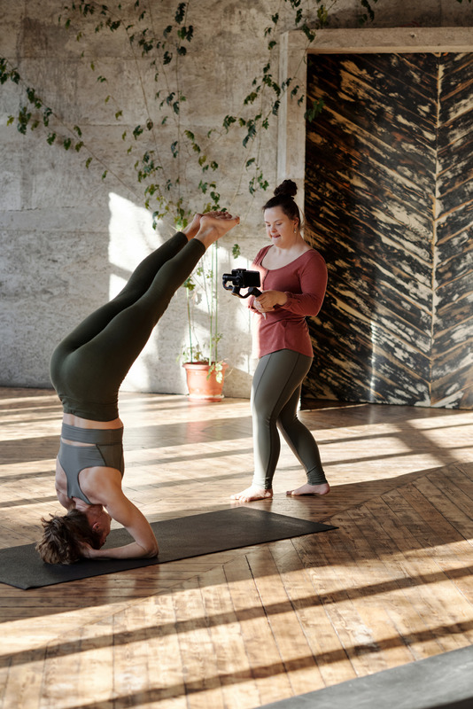 5 Tips To Master The Perfect Yoga Shoot featured by Peace Love And Yoga, a yoga studio in Carlsbad California.