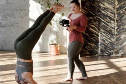 Tips To Master The Perfect Yoga Shoot