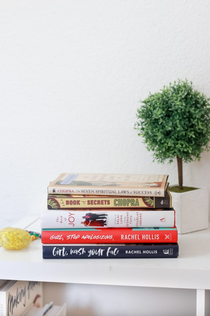 Peace Love And Yoga, a hot yoga studio in Carlsbad California share their top 10 inspirational books to read now.